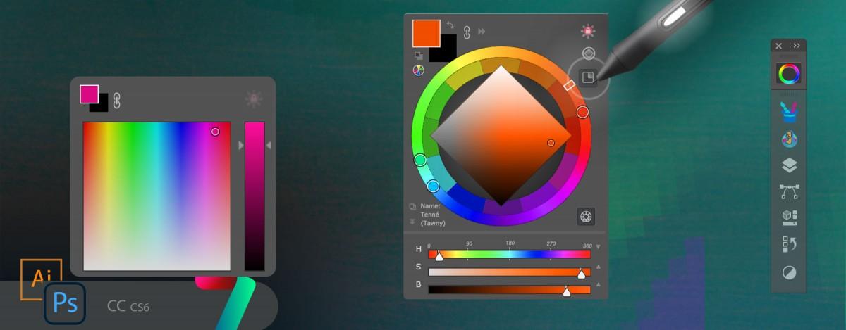 MagicPicker 7: Advanced color picking HUD in Adobe Photoshop