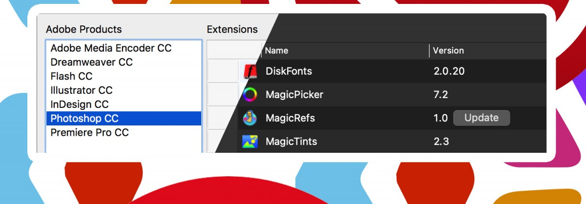 Anastasiy's Extension Manager 3.7 update!